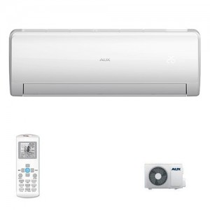 AUX Air Conditioning DC Inverter, A++, Led Display, Ionizer, Bio Filter, Golden fin, Silver Ion Filter, iFavor, Wi-Fi Ready, 9000 Btu/h