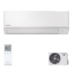Panasonic Air Conditioner TZ Super-Compact KIT-TZ25-WKE 9000 Btu/h Wi-Fi embedded