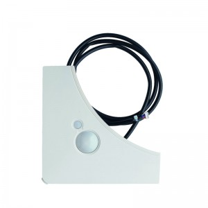 Presence & Floor sensors for white designer panel, must be combined with the BRC1E* or BRC1H51* wired remote controller, BRYQ140C